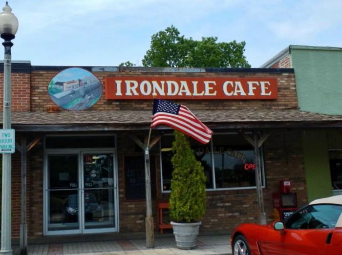 6. Irondale Cafe - Irondale, AL
