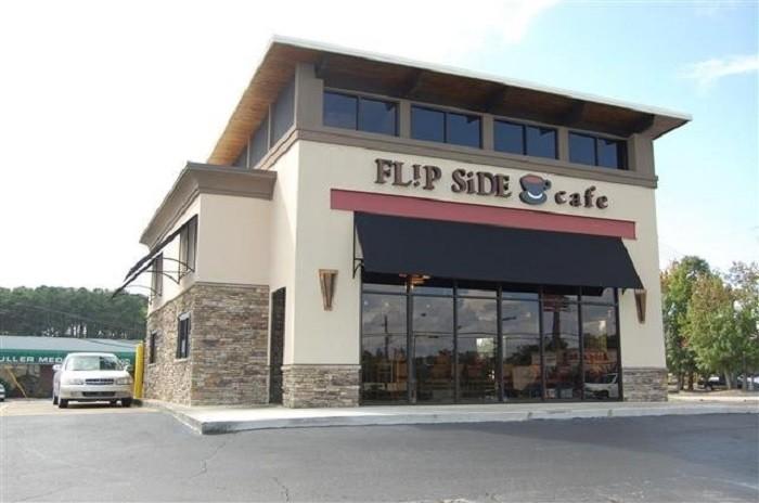 1. Flip Side Cafe - Gadsden, AL