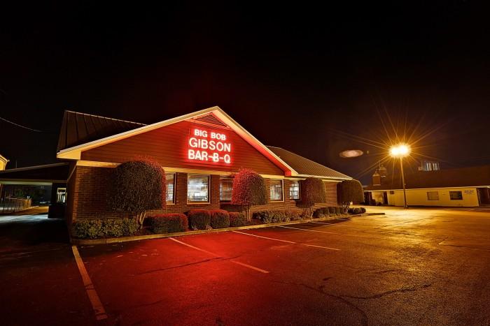 1. Big Bob Gibson Bar-B-Q - Decatur