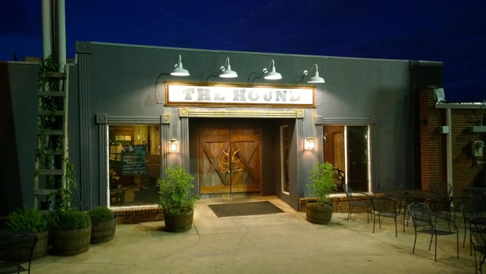 8. The Hound - Auburn