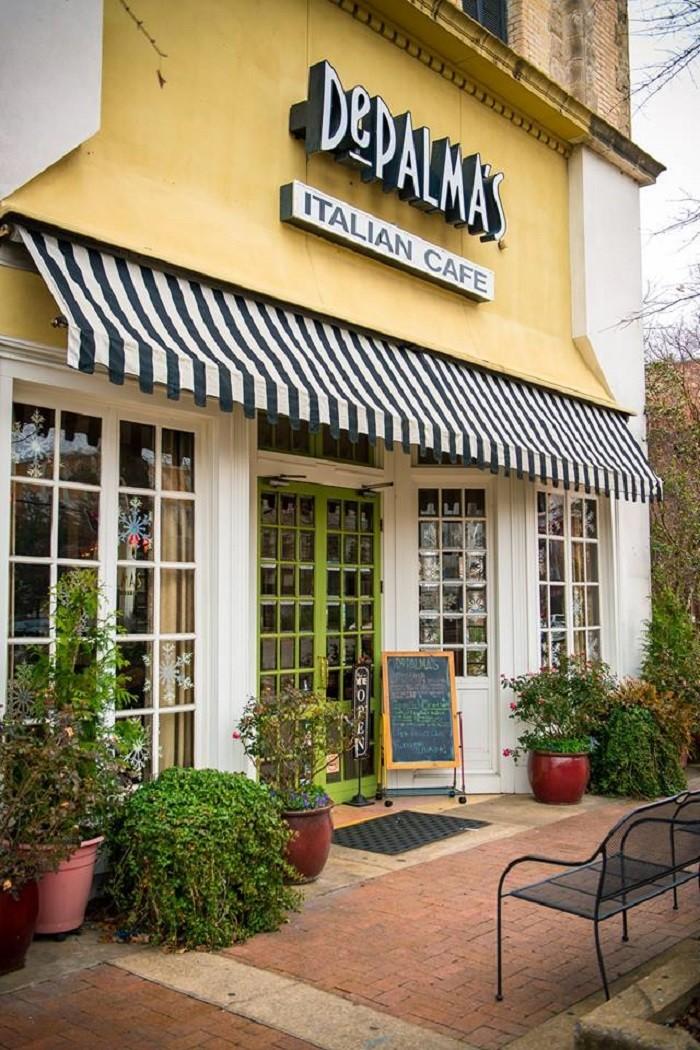 11. DePalma's Italian Cafe - Tuscaloosa