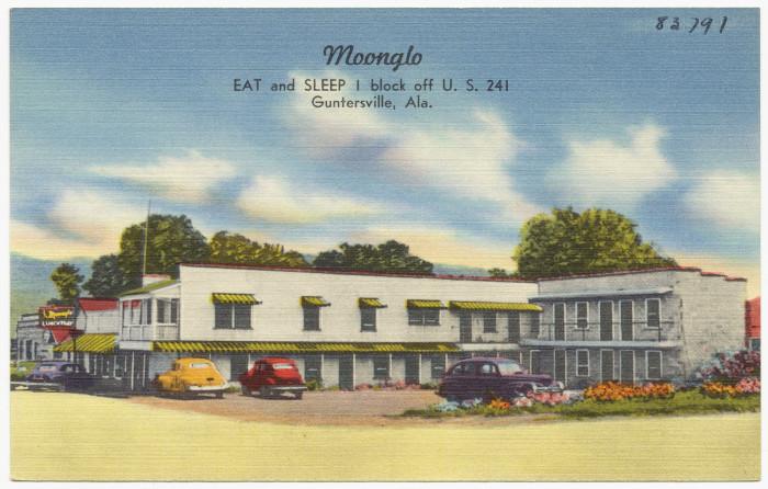 16. Moonglo - Guntersville, AL