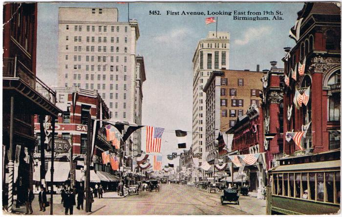 8. First Avenue - Birmingham, AL