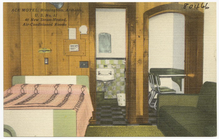 14. Ace Motel - Birmingham, AL
