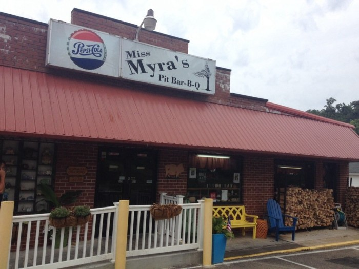 10. Miss Myra's Pit Bar-B-Q - Birmingham, Alabama