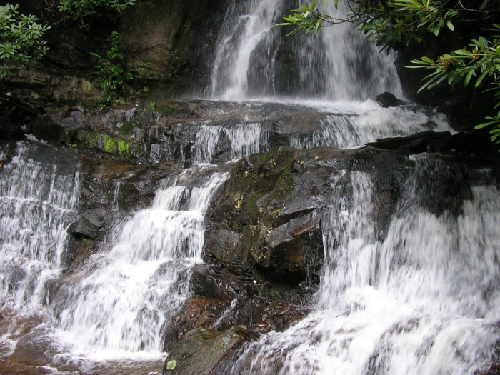 5. ANOTHER PERFECT WATERFALL.