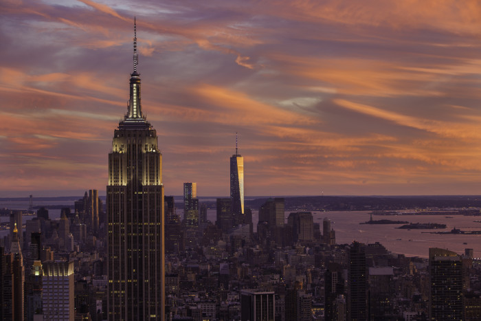 The 15 most beautiful places in new york for New york city beautiful