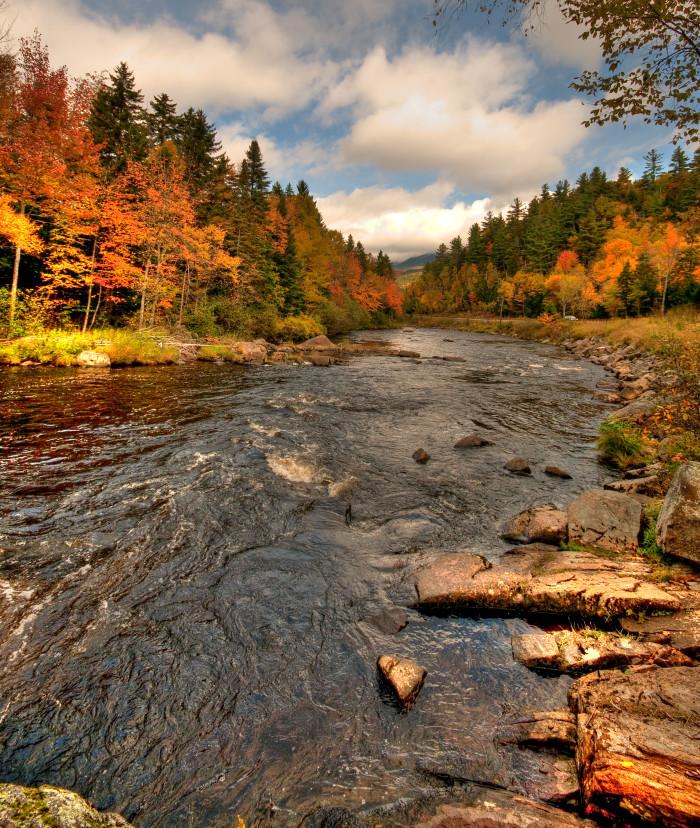 1. Ausable River