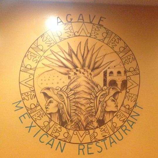 2) Agave Mexican Restaurant in Sitka