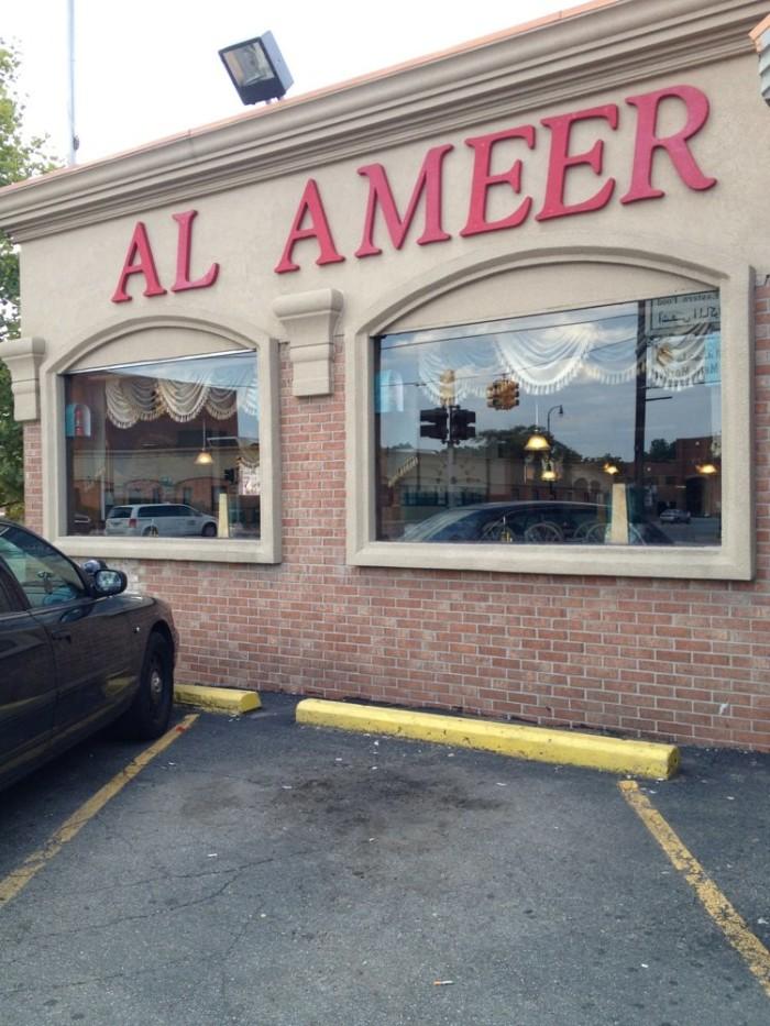13. Al Ameer, Dearborn