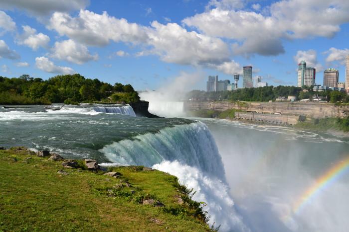 1. Niagara Falls