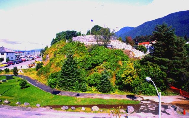 5. Castle Hill in Sitka