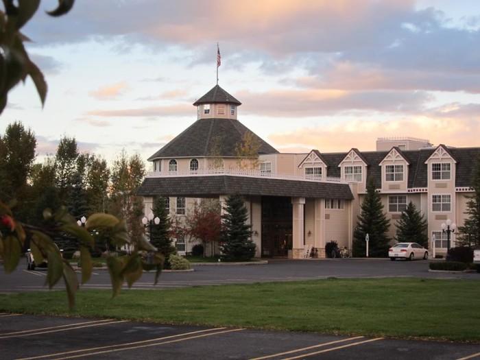 6. Ashley Inn, Cascade
