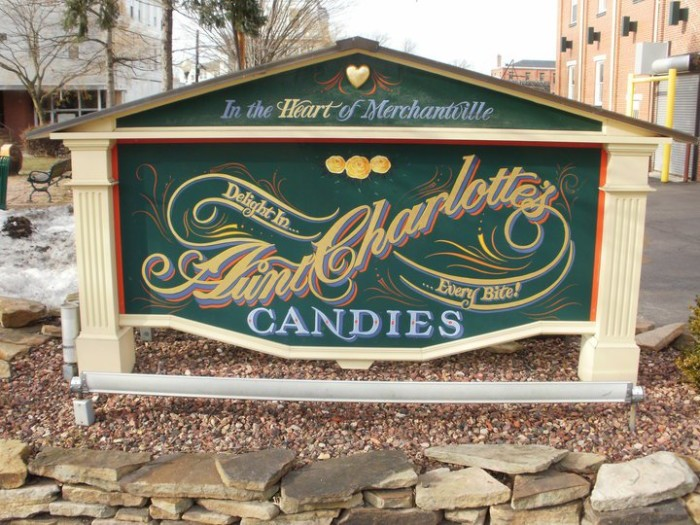 3. Aunt Charlotte's Candies, Merchantville