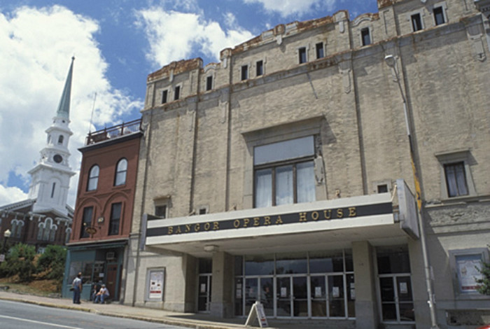 5. The Bangor Opera House