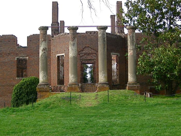 5. Barboursville Mansion