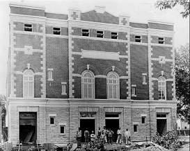 5. Brown Grand Theatre (Concordia, 1907)