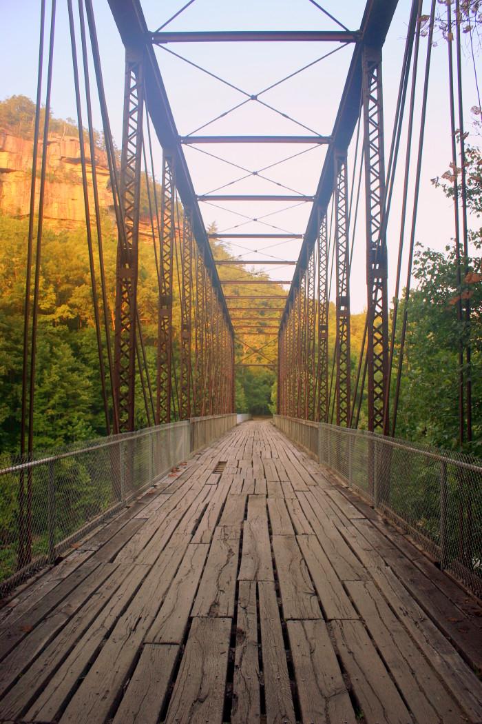 12) Big South Fork National River