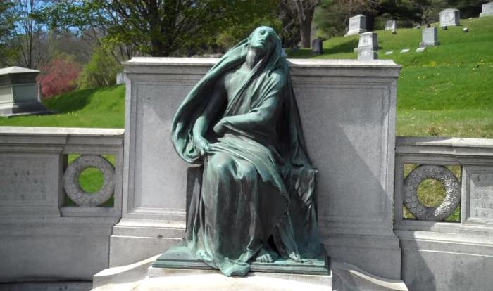 4.  Green Mount Cemetery - Montpelier, VT