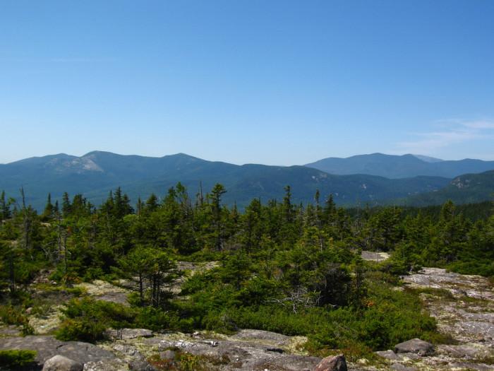 6. Blueberry Mountain, Evans Notch