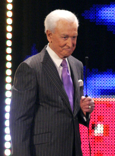 Bob Barker- famous people from sd