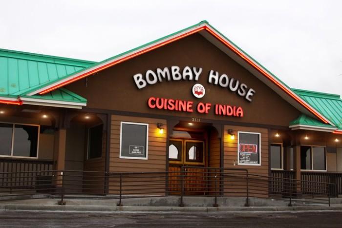 3. Bombay House, Provo, Salt Lake City, West Jordan