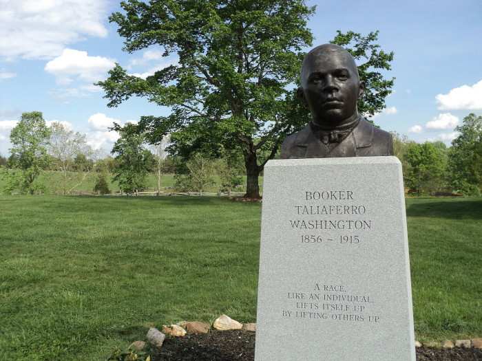 13. Booker T. Washington National Monument