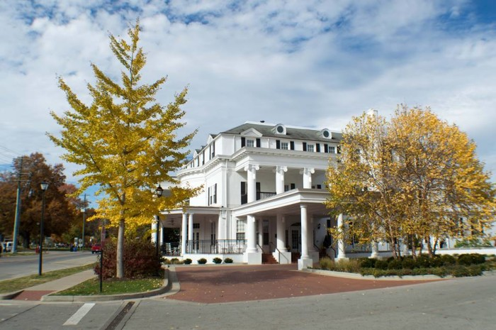 7. Boone Tavern Hotel and Restaurant at 100 Main Street in Berea