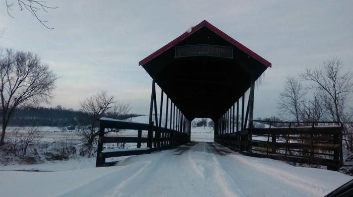21. Bridges like this: