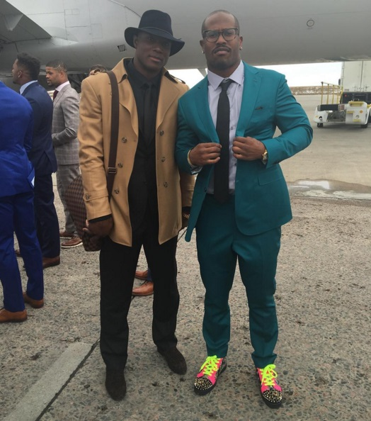 "10. You know who does have class? The Broncos, who were recently named the ""Best Dressed"" team in the NFL."