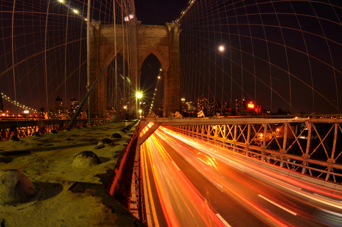 7. Brooklyn Bridge