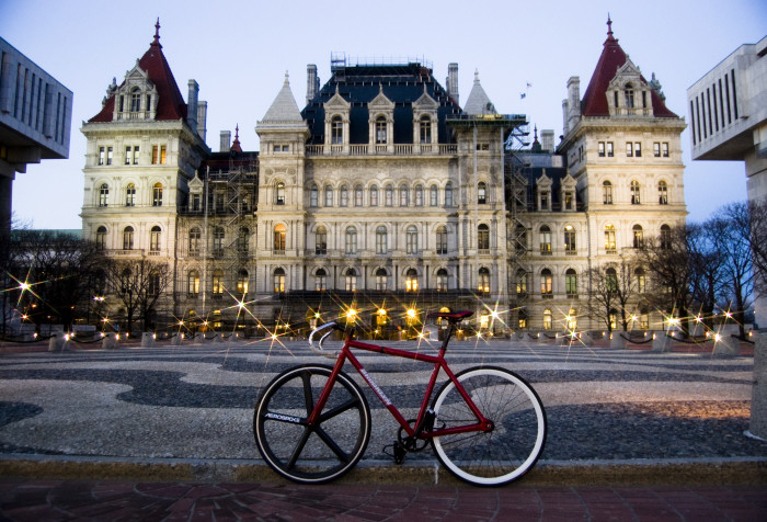 11. New York State Capitol