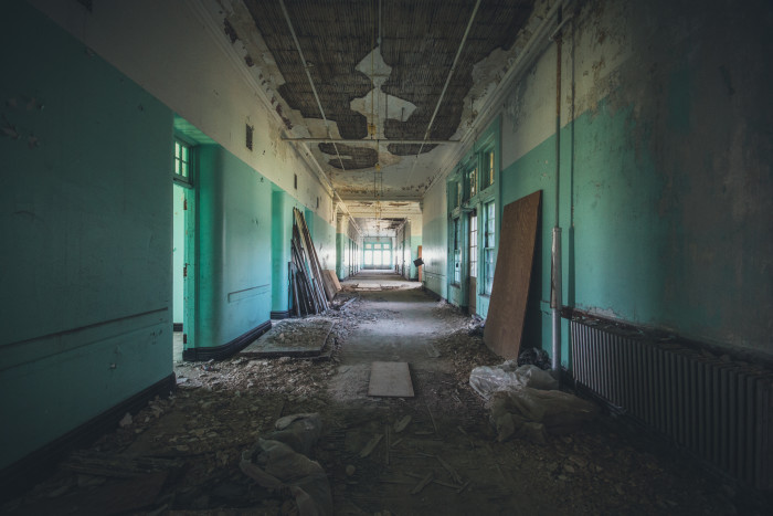1. Buffalo State Hospital