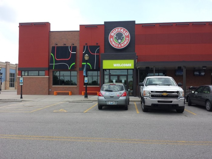 9. Buffalo Wings and Rings on 2809 Dixie Hwy in Crestview Hills