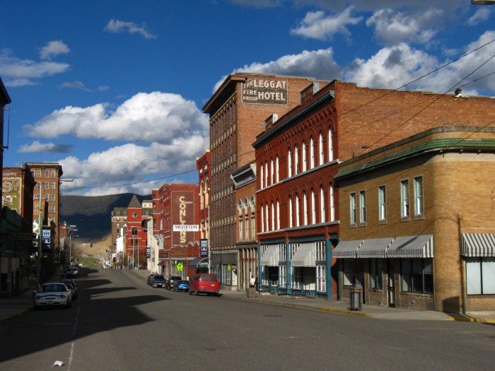 2. Mysterious Severed Legs Found in Butte