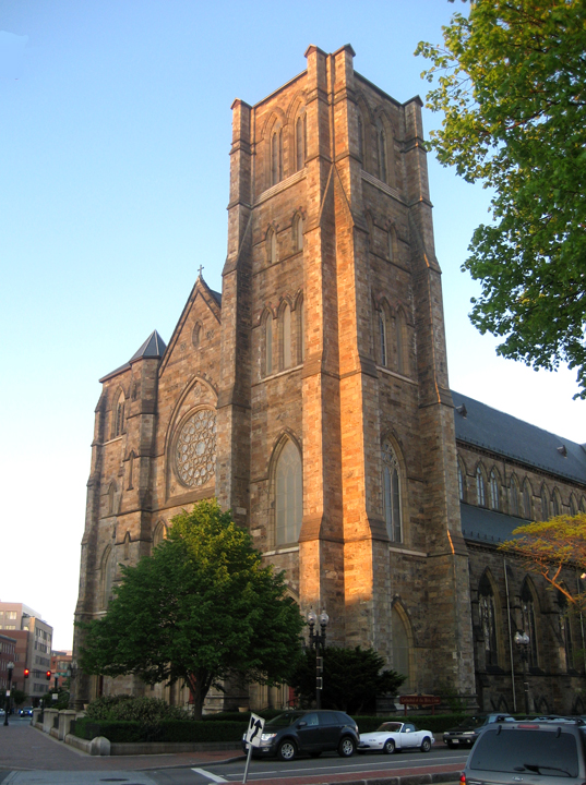 3. Cathedral of the Holy Cross, South End
