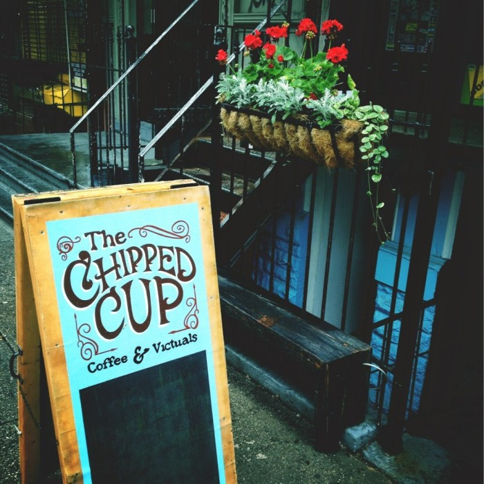 10. The Chipped Cup, New York