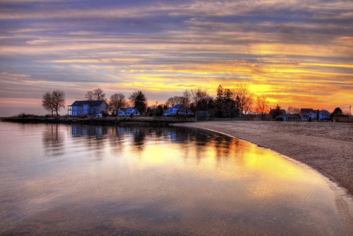 Junkyard Hartford Ct >> 10 Beautiful Connecticut Sunrises