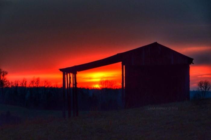 1. Caldwell County