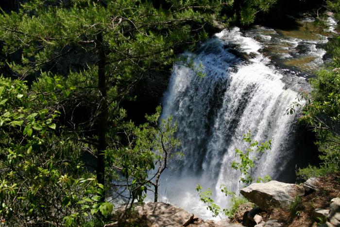 2. Cane Creek Falls - Fall Creek Falls State Park