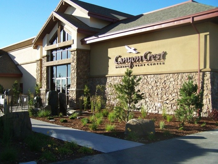 2. Canyon Crest Restaurant, Twin Falls