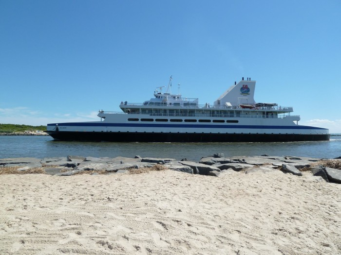 5. Cape May - Lewes Ferry, Cape May