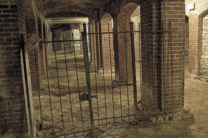 Catacombs Gate
