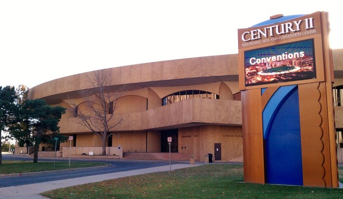 9. Century II Performing Arts & Convention Center (Wichita)