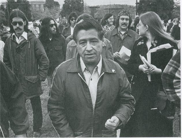 19. This farm worker was born in Yuma and led a major labor movement that involved a five-year strike and boycott of grapes.