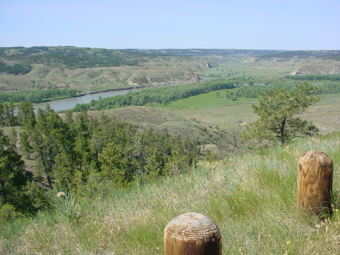11. Check out the Charles M. Russell Wildlife Refuge in Fort Peck.