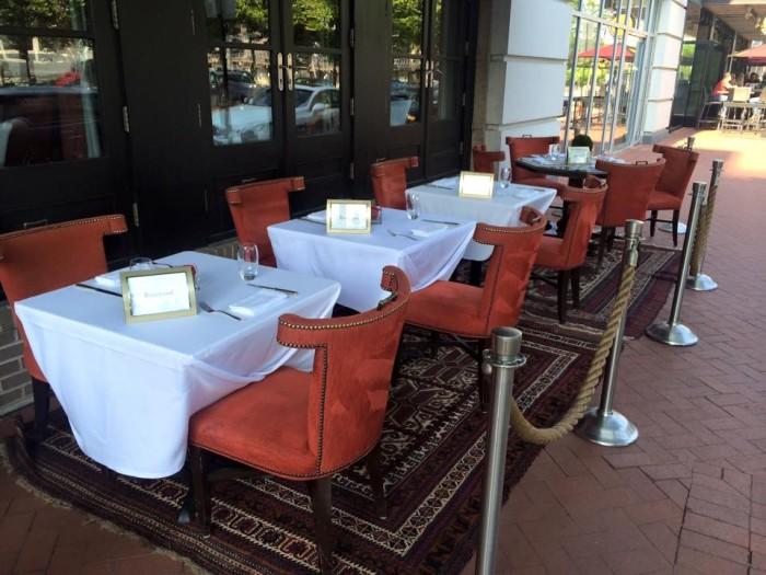 1) Charleston Restaurant, Baltimore