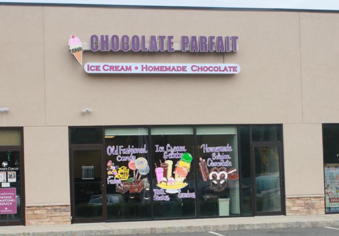 13. Chocolate Parfait, Newton
