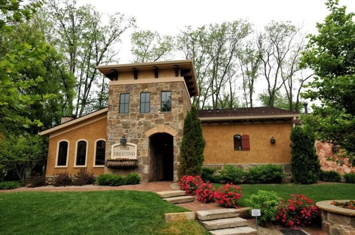 8. Stay at The Villas at Gervasi Vineyard.