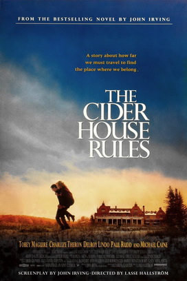 9.  Cider House Rules